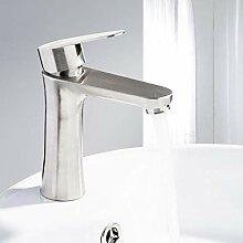 Lddpl Waschbecken Wasserhahn Edelstahl Waschbecken