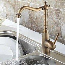 Lddpl Wasserhahn Antikes Kupfer Badezimmer