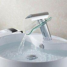 Lddpl Wasserhahn Küchenarmatur Moderne Glas