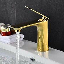 Lddpl Wasserhahn Neue Ankunft Bad Gold Waschbecken
