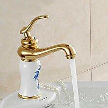 Lddpl Wasserhahn New Fashion Messing Waschbecken
