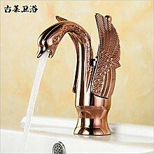 Lddpl Wasserhahn Sanitär Küchenwaschbecken Swan