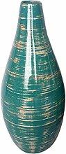 LDDYJH Natürlicher Bambus Vase 57 cm hoch