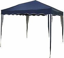 Ldk Garden Mirador, faltbar, Camping und Strand 300x300x240 cm blau
