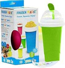 LDLD Slushie-Maker-Becher, Magic Quick Frozen