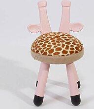 LDM Stuhl Giraffen-Art-Rosa-Stent-Feste