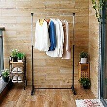LE Adjustable/Rolling/Kleiderständer, indoor und