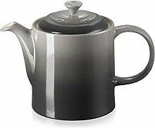 Le Creuset Klassische Teekanne, Rund, 1,3 Liter,