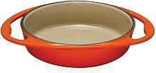 Le Creuset - Tatin Backform 25cm Orange