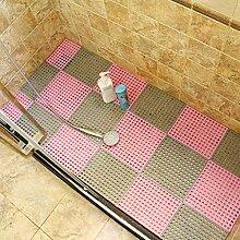 LE Fußmatten Badezimmermatte