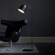 LE KLINT Caché - Designer-Stehleuchte, schwarz