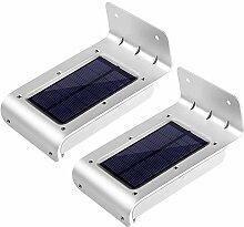 LE Solarleuchten Mit Bewegungsmelder set