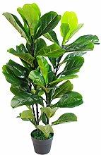 Leaf Blatt-Entwurf UK 90cm Künstliche Pflanze