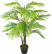 Leaf Künstlicher Areca-Palme, 130 cm, extragroß
