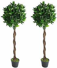 Leaf Künstlicher Lorbeerbaum, künstlicher