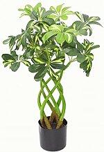 Leaf Kunstpflanze, 70 cm, Bonsai Twis