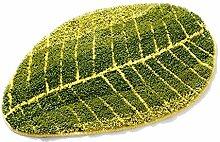 Leafy Polyester TPE Badezimmer Anti-Rutsch-Türmatten ( größe : 45*120cm )