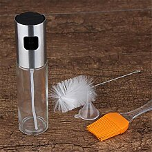 LEAMALLS 1er-Pack Öl Sprayer Essig Ölsprüher