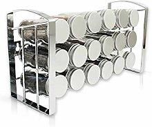 LEANDER DESIGN Gewürzregal für Küchenschrank