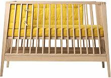 Leander Linea Nestchen für Babybett aus Baumwolle