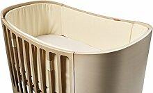 Leander Nestchen für Babybett | Aus 100 %