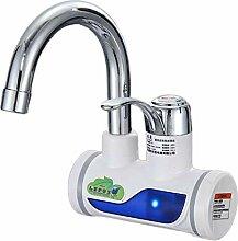 learnarmy Elektrischer Wasserhahn, Wasserhahn