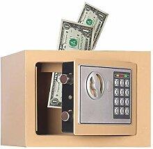 learnarmy Elektronische Spardose Mini-Geldautomat,