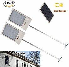 LEBANDWIT Solarleuchten für Außen, Gartenleuchte