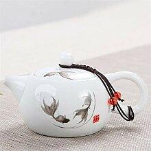 LEBAO Teetasse Teekanne Teeset Mit Tasse Porzellan