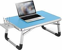 Lebendes Büro / einfacher Ablagetisch Laptop