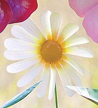 Lebensecht Flower Garden Wind Spinner, in Daisy