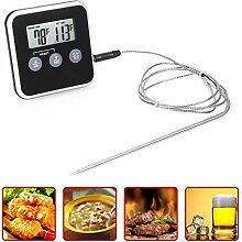 Lebensmittel Fleischthermometer, Digital Instant