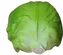 Lebensmittel Sets Kinderküche Spielküche Spielzeug Zubehör Kaufladen Obst Gemüse - Grünen Kabinett, 10cm