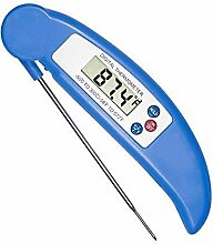 Lebensmittel Thermometer, Mokiro digital Instant