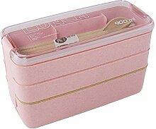 Lebensmittelbehälter, Wheat Straw Lunch Box