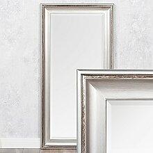 LEBENSwohnART Spiegel COPIA 100x50cm Silber-Antik