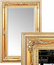 LEBENSwohnART Spiegel EVE 120x80cm Antik-Gold