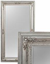 LEBENSwohnART Spiegel EVE 200x110cm Antik-Silber