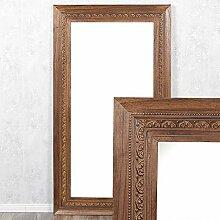 LEBENSwohnART Spiegel Ruby 180x100cm Flamed-Wood
