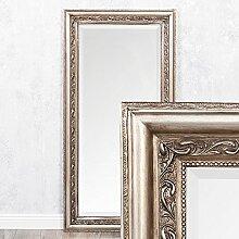 LEBENSwohnART Wandspiegel ARGENTO barock 100x50cm