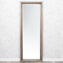 LEBENSwohnART Wandspiegel ARGENTO barock 180x70cm