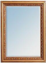 LEBENSwohnART WANDSPIEGEL BAROCK 70x50cm Spiegel