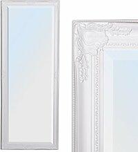 LEBENSwohnART Wandspiegel LEANDOS 140x50cm pur