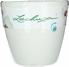 Lechuza Classico 50 LS Premium Weiß Hochglanz