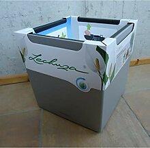 Lechuza Premium–Eiskübel, gepflanzt