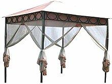 Leco 4er-Set Moskitonetze zum Pavillon Safari,