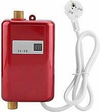 Lecxin Mini-Durchlauferhitzer, 220 V 3800 Watt