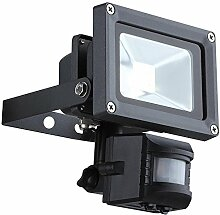 LED 10 Watt Außenstrahler Beleuchtung Außenlampe