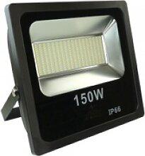 LED 150W Fluter IP65 Außen Strahler Scheinwerfer