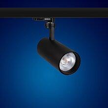 LED 3 Phasen Strahler 20W S27B Warmweiss für
